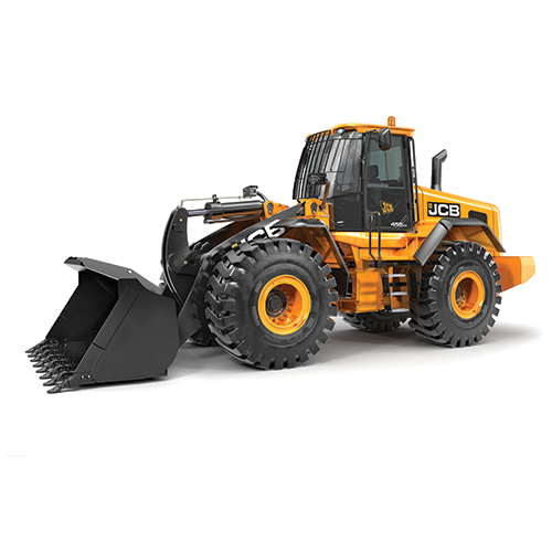 Wheel Loaders : 430ZX, 432 ZX and 455ZX